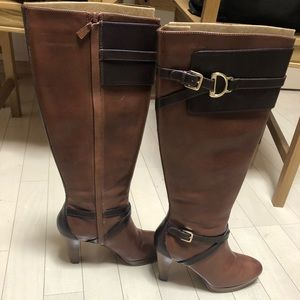 Cole Haan Nike Air Brown Boots